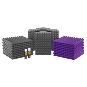 Universal Acoustics Saturn 3 Purple/Charcoal Room Kit