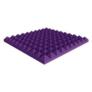 Universal Acoustics Saturn Pyramid 600x600x50mm Purple
