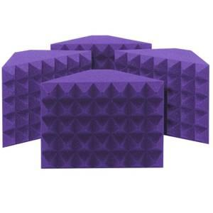 Universal Acoustics Saturn Bass Trap Purple 300mm