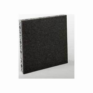 Ghost 2X2T Acoustic Panel Light Grey