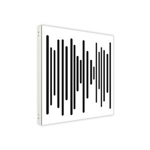 Vicoustic Vicpattern Ultra Wavewood – White Matte (Box 3)