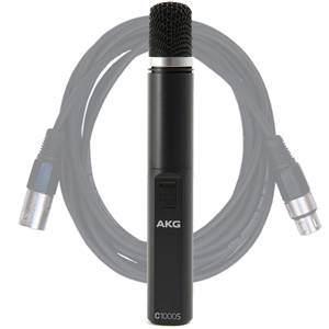 AKG C1000S Mk IV + 5m XLR Lead