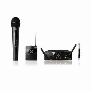 AKG WMS40 Mini Dual Mix Vocal/Instrument ISM2/3 CH70