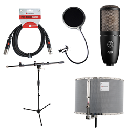 P220 Voiceover Starter Kit - RED50