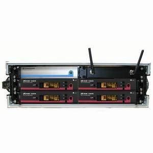 Sennheiser eRack 4x (EW122 ME4 Lavalier) CH38