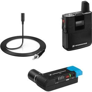 Sennheiser AVX-MKE2 Bodypack Set Camera RF Kit