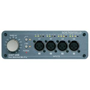 Soundfield SMP200 4-Channel Mic Preamp