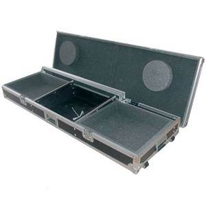 Citronic TT19 Turntable / 19 Inch Mixer Flightcase