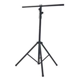 Qtx Lighting Stand Heavy Duty With T-Bar
