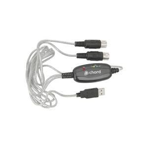 USB MIDI Interface USBMC