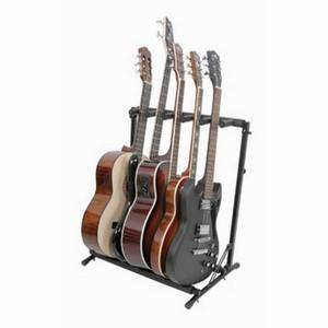 Multi Guitar 5-Way Stand