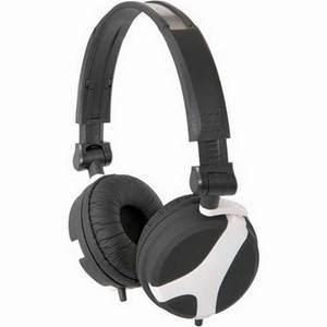 QTX QX40W White Stereo Headphones