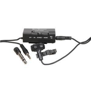 Stereo Condenser Tieclip Mic