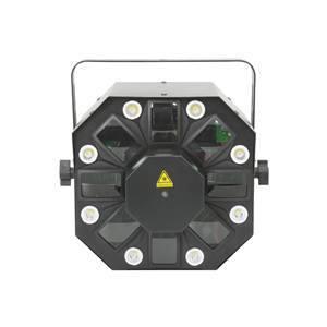 QTX Hadron 3-in-1 Light Effect Unit