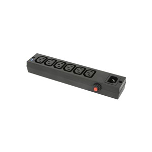 IEC Power Distribution Block 6-Way