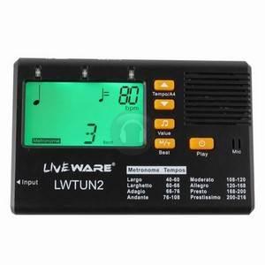 LiveWare LWTUN2 LCD Metro Tuner