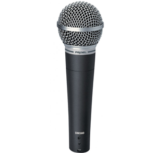 Proel DM580 Dynamic Microphone