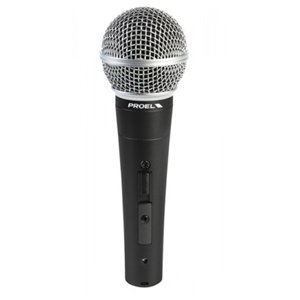 Proel DM580LC Dynamic Microphone