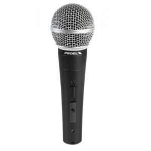 Proel DM580LC Dynamic Microphone