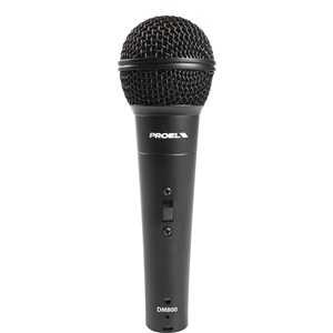 Proel DM800 Dynamic Microphone