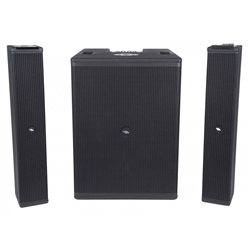 Proel Session6 Compact PA System