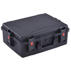 Proel PPCASE08 IP67 Waterproof Flight Case with Layered Picky Foam