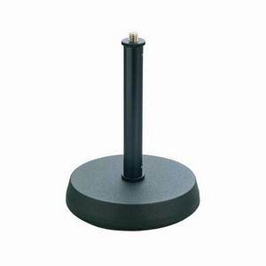 K&M 232 Black Table Stand