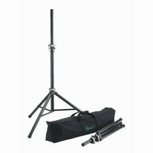 K&M 21459 Speaker Stands & Bag