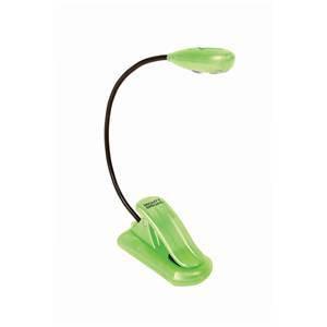 K&M 85610 Green XtraFlex2 Music Stand Light