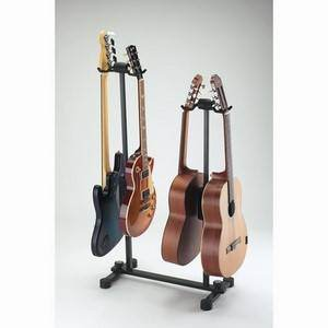 K&M 17604 Roadie 4-Guitar Stand
