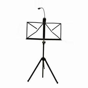 K&M Music Stand + XtraFlex Light