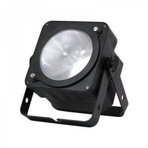 LEDJ Slimline 1WW20 COB (Black)