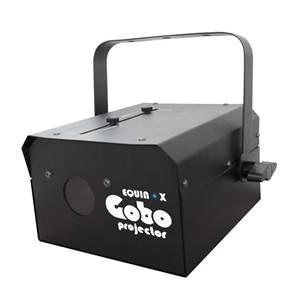 Equinox Gobo Logo Projector Black