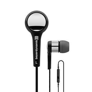 Beyerdynamic MMX102ie Black Silver In Ear Headphones