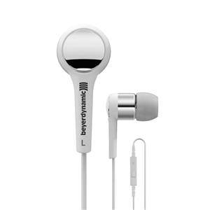 Beyerdynamic MMX102ie White Silver In Ear Headphones