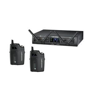 Audio Technica ATW1311 System 10 Pro Dual Bodypack System
