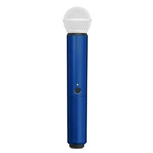Shure BLX SM58/Beta58A Handle Component Blue