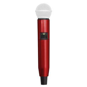 Shure GLXD SM58/Beta58A Handle Component Red