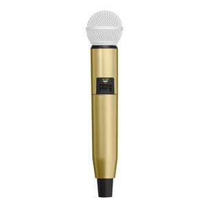 Shure GLXD SM58/Beta58A Handle Component Gold