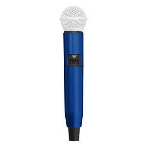 Shure GLXD SM58/Beta58A Handle Component Blue