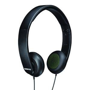 Shure SRH144-E Portable Semi-Open Headphones