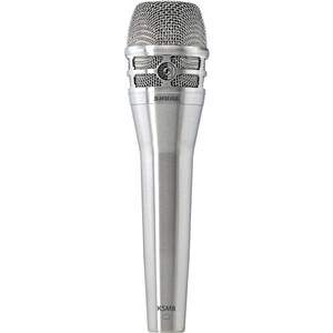 Shure KSM8 Handheld Dynamic Mic Nickel