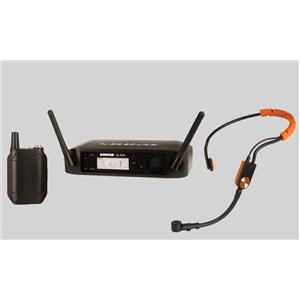 Shure GLXD14RUK/SM31-Z2 Rackmount Headset System