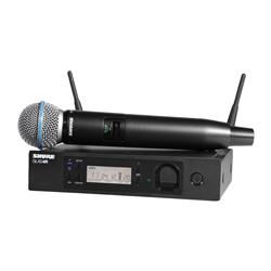 Shure GLXD24RUK/B58-Z2 Rackmount Vocal System
