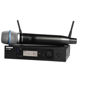 Shure GLXD24RUK/B87A-Z2 Rackmount Vocal System