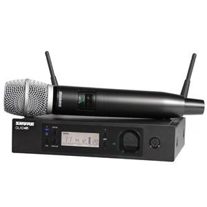 Shure GLXD24RUK/SM86-Z2 Rackmount Vocal System