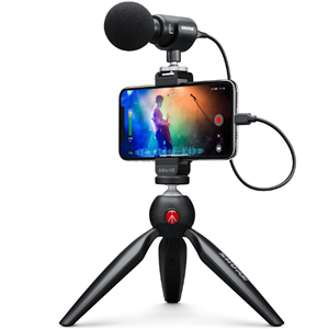 Shure MV88 Plus Portable Videography Kit