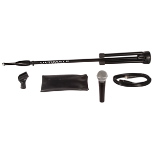 Shure SM58 Stage Performance Kit