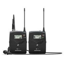 Sennheiser EW122P G4-GB Portable Lavalier System CH38