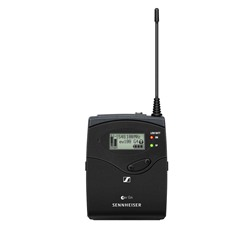 Sennheiser EK100 G4-E Portable Camera Receiver CH70